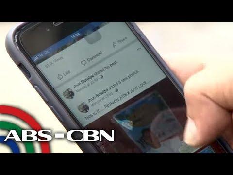 Bandila Mga gumagamit ng Facebook, pinag-iingat
