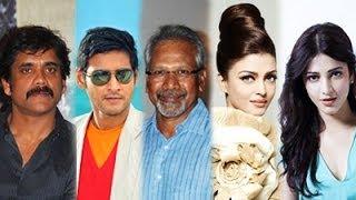 Suhasini confirms Maniratnam's next