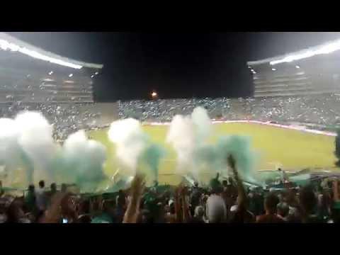 Final Liga águila 2015-1 Deportivo Cali 1 - 0 medellin - Frente Radical Verdiblanco - Deportivo Cali