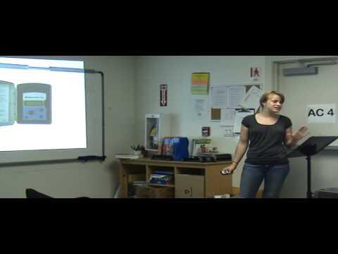Speech: sales pitch