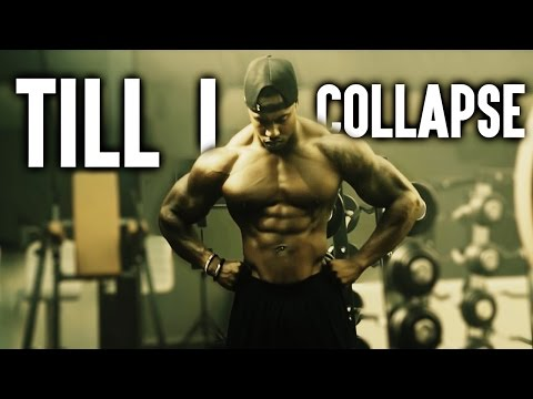 Aesthetic Bodybuilding Motivation - Till I Collapse - 2017