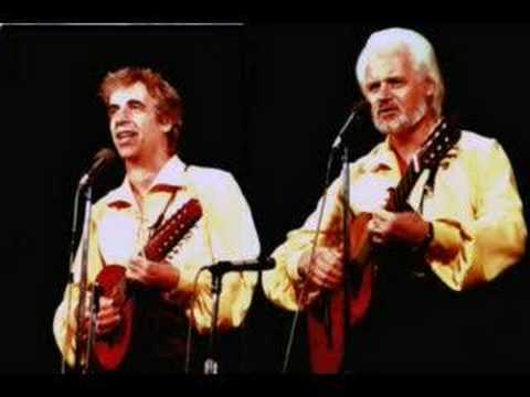Corries - Scottish folk duo, The Corries, perform live 'The Wild Mountain Thyme' (also known as 'Will ye go Lassie go')