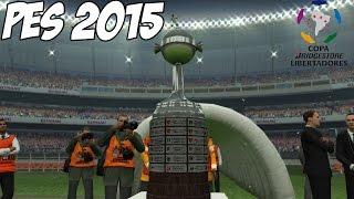 Pro Evolution Soccer 2015 Final Libertadores, PES 2015 Copa Libertadores Final Cruzeiro vs Nacional no PS4 Gameplay,...