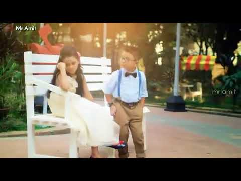 Mohabbatein love theme cute kids | for whatsapp status |