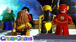 Complete 100% Story Mode of LEGO Batman 3: Beyond Gotham gameplay walkthrough part 5 for Android, iOS and Nintendo 3DS, PS Vita. This level called Brainiac Attack, will show you red brick, joker card, etc.LEGO Batman 3 Beyond Gotham (Android, iOS) 100% Walkthrough Playlist:https://www.youtube.com/playlist?list=PL8CJ901elwTfsbpIEN5HtGoQymopeHHX3LEGO Batman 3: Beyond Gotham 100% Walkthrough Playlist:https://www.youtube.com/playlist?list=PL8CJ901elwTdkcTM4Dax3qRtgyGolSCqe LEGO Batman™ Classic TV Series – Batcave on AMAZON:http://amzn.to/2rKNmeShttp://amzn.to/2tmDTYChttp://amzn.to/2sJOezM FOR MORE:https://www.lego.com/en-us/dccomicssuperheroes/batman-3BUY GAME ON AMAZON:Xbox One: http://amzn.to/2rGFrucXbox 360: http://amzn.to/2sJAiGwPS4: http://amzn.to/2tdgEA1PS3: http://amzn.to/2rBVz52PS Vita: http://amzn.to/2rqDGlIWii U: http://amzn.to/2sJgJhC3DS: http://amzn.to/2sAxvinPC: http://amzn.to/2slOKSoMORE VIDEOS:https://www.youtube.com/crazygaminghub/videosSUBSCRIBE:https://www.youtube.com/crazygaminghub?sub_confirmation=1#superheroes #legobatman #legobatman3 #legobatman3beyondgotham #robin #gothamcity #crazygaminghub #wonderwoman #superman #flash #batman #joker #lexluthor #killercroc #robin #greenlantern #bainiac #theflash