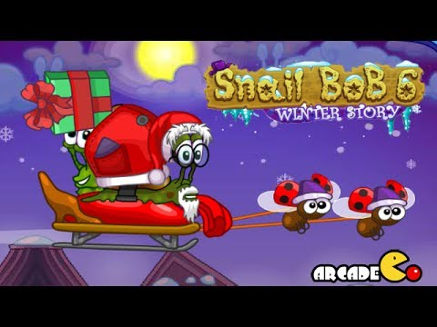 Snail Bob 6 Walkthrough