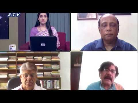 Ekusher Raat || বিষয়: করোনাকালে সংস্কৃতি || 30 June 2020 || ETV Talk Show