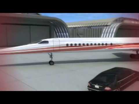 Aerion Corporation: Jet Ejecutivo Supersónico de Lujo