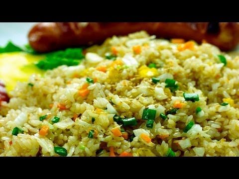 Pineapple fried rice – Video Recipe – Thai Cuisine by Bhavna