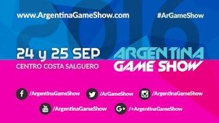 Teaser 2016 | Argentina Game Show