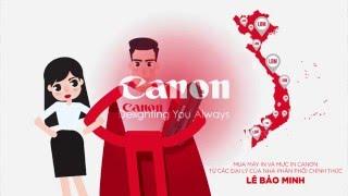 Hãy sử dụng Mực in Canon chính hãng