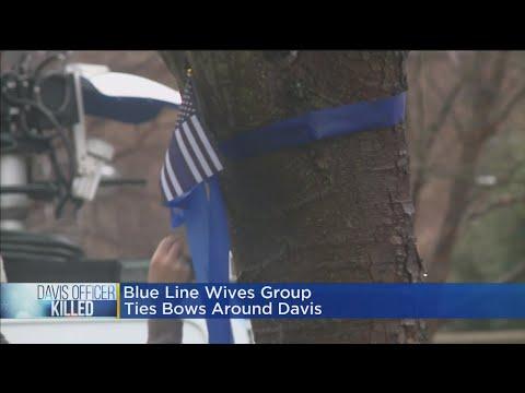 Blue Line Wives Honor Natalie Corona In Davis