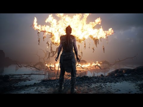 Hellblade: Senua's Sacrifice – The Senua Trailer