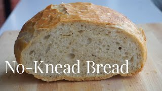 How to Easily Make No-Knead Bread at Home by Chowhound