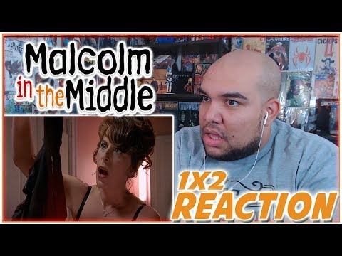 """Malcolm in the Middle Reaction Season 1 Episode 2 """"Red Dress"""" 1x2 REACTION!!!"""