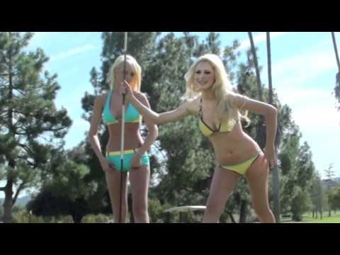 Golfers Candice Hunnicutt & Tiffany Toth