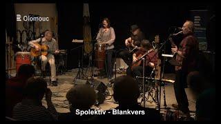 Video Spolektiv -  Blankvers, live v ČRo Olomouc 8. 3. 2017