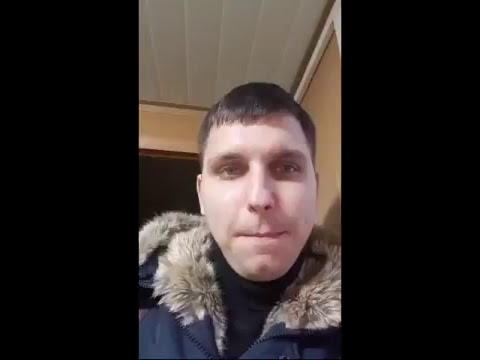 Задержание Евгения Ширманова по ст. 19.3, Краснодар 09.02.2018 г