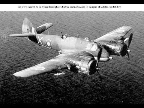 Beaufighter attack on a German ship: WW2 pilot Steve Stevens DFC