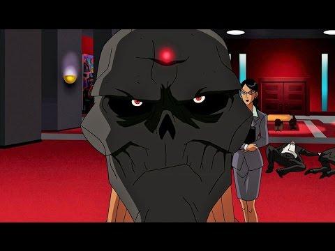 Batman-Under the Red Hood Black Mask Montage HD