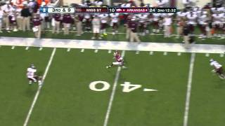 Jarius Wright vs Mississippi State 2011