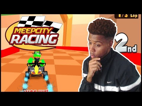Meep City Racing Is The BEST GAME On Roblox | Meep City Racing Update | IBeMaine