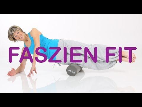 28 min. Faszien Training mit Gabi Fastner