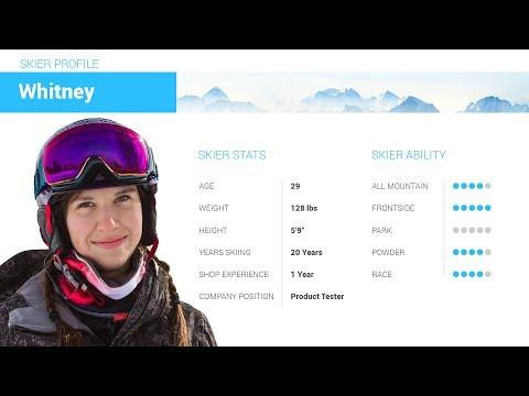 Video: Volkl Kenja Skis 2019 27 40