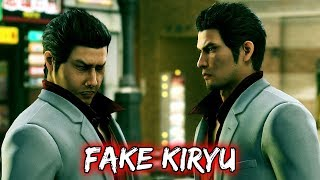 Yakuza Kiwami 2 - Fake Kiryu