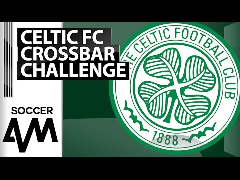 soccer am football - Scottish champions Celtic take on the famous Soccer AM Crossbar Challenge! Watch Soccer AM every Saturday morning: http://www.socceram.com Subscribe to Sky S...