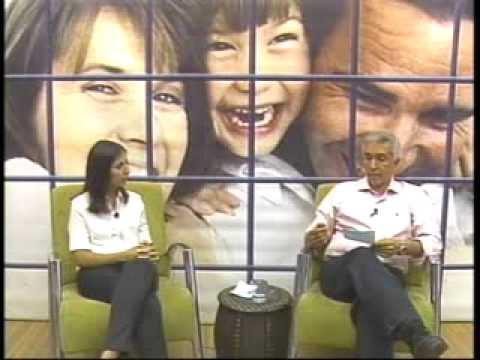 Elizeu Martins entrevista Rafaela Miranda Geriatra - Envelhecimento