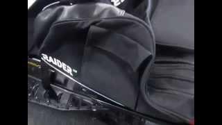 10. 2012 Ski Doo 800 MXZ TNT ES   US687 019