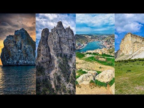 Завораживающая природа Крыма в таймлапс