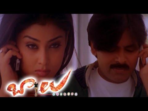 Balu Movie || Super Comedy Scene between Pawan Kalyan, Shriya Saran 03