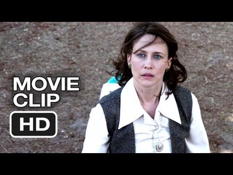 The Conjuring Movie CLIP - Sheets (2013) - Patrick Wilson Movie HD