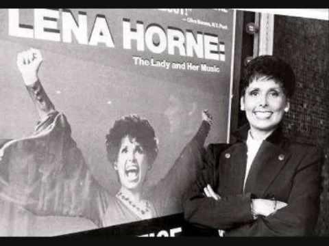 Lena Horne - A Fine Romance lyrics