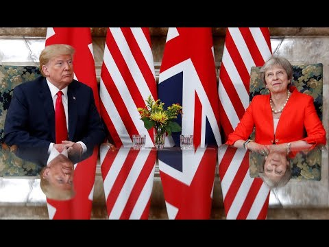 How will Trump's undermining of May play out in British politics?