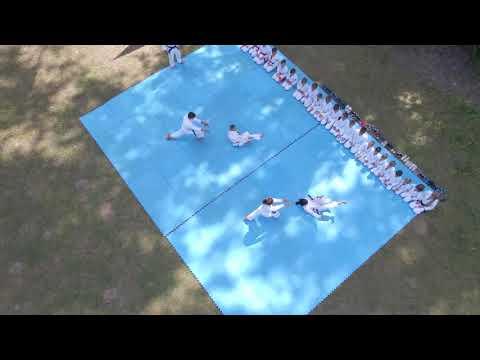 Тренувальні збори Айкідо Нагано рю в Полтаві