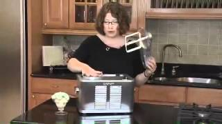 Supreme™ Commercial Quality Ice Cream Maker Demo Video Icon