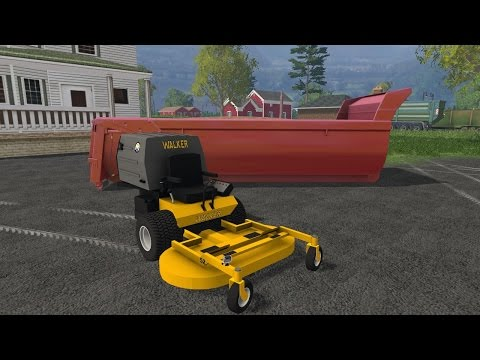 Lawn care set v2.0
