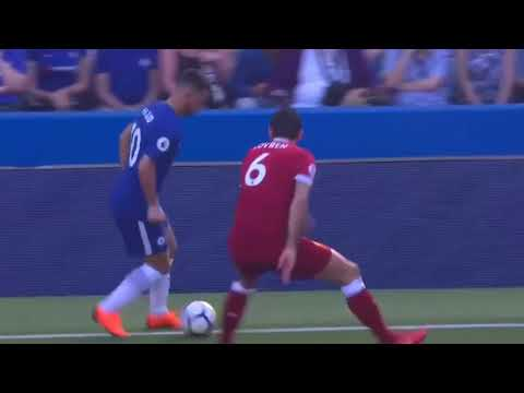 HIGHLIGHT| Eden Hazard vs Liverpool /06/05/2018 (HOME) | HD видео