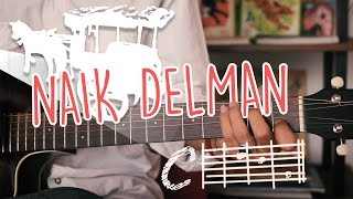 "Video Mari Belajar Gitar Lagu ""Naik Delman"" MP3, 3GP, MP4, WEBM, AVI, FLV Desember 2017"
