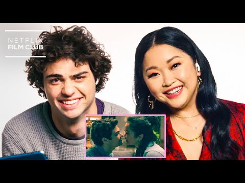 Lana Condor & Noah Centineo React To All The Boys: Always and Forever Trailer | Netflix