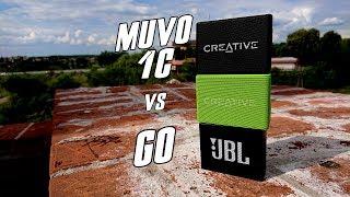 Zostawcie suba i bądźcie na bieżąco z naszymi testami i konkursami: https://www.youtube.com/c/GiTGraczeiTesterzyPorównujemy dwa zbliżone do siebie gabarytami i możliwościami mobilne głośniki. Z jednej strony nowość na rynku, Creative MUVO 1c, a z drugiej JBL GO. Co ciekawe, z dwóch głośników MUVO 1c możemy zrobić całkiem fajne stereo, co też przetestowaliśmy!Ceny obydwu głośniczków to około 120 zł, który z nich oferuje lepsze brzmienie? Koniecznie obejrzyjcie nasz test.