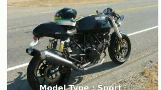3. 2007 Ducati SportClassic Sport 1000 Biposto  superbike motorbike
