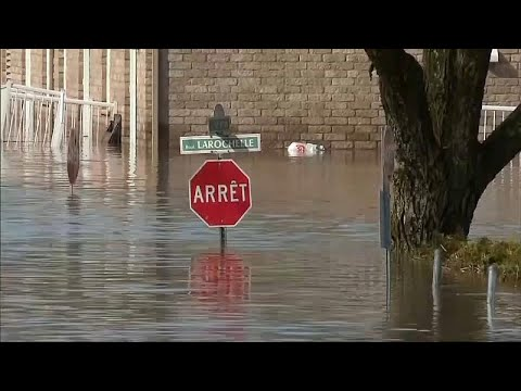 Provinz Quebec: Mehr als 1.000 Häuser durch schwere Re ...