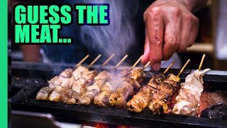 Video Bizarre Japanese Bar Food and the Secret Nightlife of Tokyo's Salarymen! MP3, 3GP, MP4, WEBM, AVI, FLV Agustus 2019