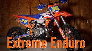 2. 2018 KTM 300 XC-W Extreme Enduro Bike Build