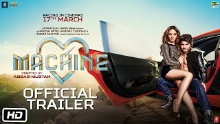 Official Trailer - Machine