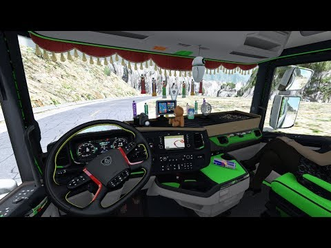 Scania S500 Turkish Edit 1.34.x